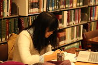 Study Space at the East Asian Library