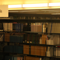 Journal Stacks at Engineering and Computer Science Library