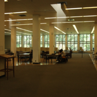Wallace Room at Gerstein Library