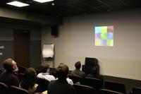 Media Commons - Screening Room