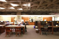 Robarts Library - Media Commons