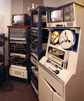 Media Commons playback equipment