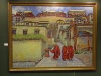 Li Zili Exhibit, Richard Charles Lee Canada-Hong Kong Library