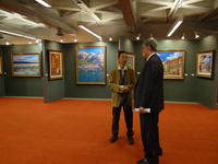 Li Zili Exhibit, Richard Charles Lee Canada-Hong Kong Library