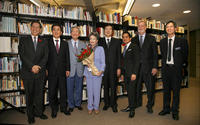 Vivienne Poy reception, Richard Charles Lee Canada-Hong Kong Library