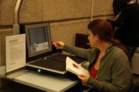 Book Scanner at Robarts Library