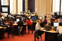 Computer Terminals at Robarts Library