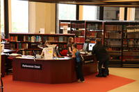 Reference Desk at Robarts Library