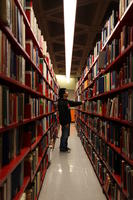 Robarts Library stacks
