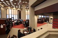 Robarts Library reading room