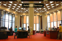 Robarts Library - Reference Services and Reference Desk