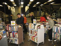 Robarts Library book sale
