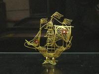 Portuguese Exhibit artefact, Robarts Library