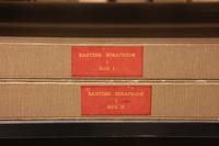 Banting Scrapbook Boxes