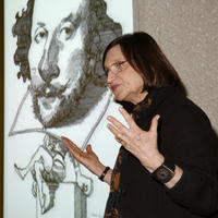 Marjorie Garber: Shakespeare in and of the Humanities lecture