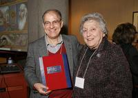 Shalom Sabar with Linda Levenstein