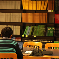 Stacks and Study Space in OISE