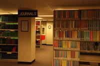 Journal Stacks at OISE