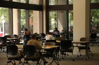 Study Space at OISE Library