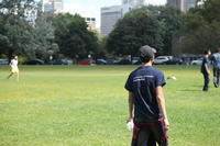 Sports in King's Circle Field