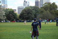 Sports in King's College Circle Field