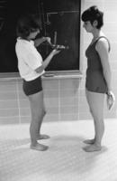 Department of Athletics and Recreation - Women - Synchronized Swimming