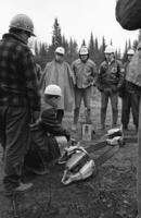 Faculty of Forestry - Student Field work at Forest Technical School, Minden Ontario