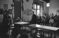 Hart House 50th Anniversary - Concert, debate, and chess