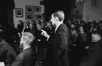 Hart House 50th anniversary -  Debate, archery, table tennis, and concert