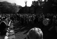 Inauguration of President John Evans