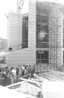 Humanities and Social Sciences Research Library and the School of Library Science [Robarts Library complex] - Laying of ...