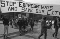 "Protest Meeting and March  - ""Stop the Spadina Expressway"""