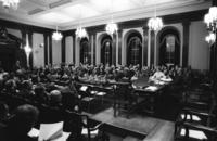 Senate - last meeting
