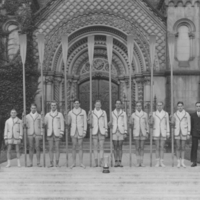 University of Toronto Senior Rowing Crew, Intercollegiate Champions, 1930