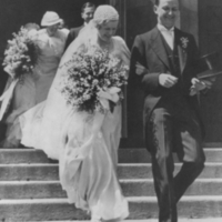 Woodside marriage at Hart House