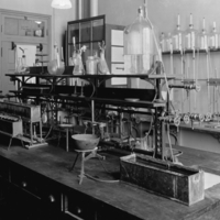 Banting and Best's laboratory