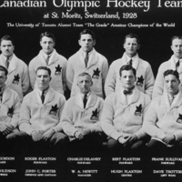 Varsity Grads Canadian Olympic Hockey Team