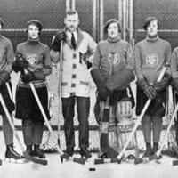 Women's Intercollegiate Hockey Team, 1926