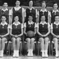 Women's Senior Intercollegiate Basketball Champions, 1952-3