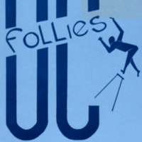 """UC Follies""  [Programme]"