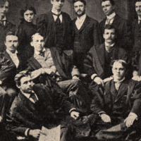 Varsity Editorial and Business Board, 1894 and 1895