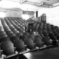 Chemistry and Mining Building - Lecture Room