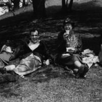 Caledon Picnic, Ontario College of Education, 1934