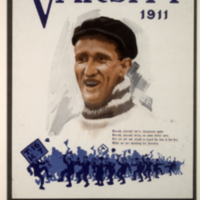 Varsity II Wall Calendar, 1911