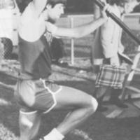 Bruce Simpson Pole Vaulting