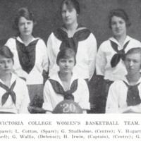 Victoria College Women's Basketball Team