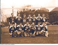 Intramural Men's Soccer -  Senior Meds Team, 1949-1950