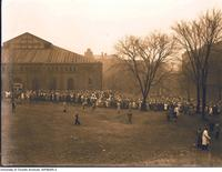 Varsity Blues Football Game, Western at Toronto