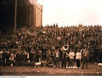 Varsity Blues Football Game, Toronto at Queen'