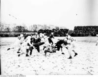 Varsity Blues Football Game, Varsity at Western